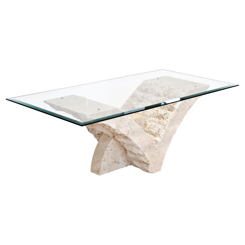 Glass Coffee Table Philippines: Mactan-stone-and-glass-seagull-coffee-table