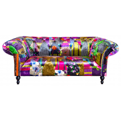 Alhambra Patchwork 2 Seater Sofa