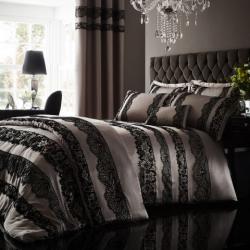 Catherine Lansfield Glamour Flock Bedding