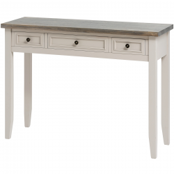 The Stadley Collection 3 Drawer Console
