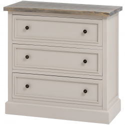 The Stadley Collection 3 Drawer Chest