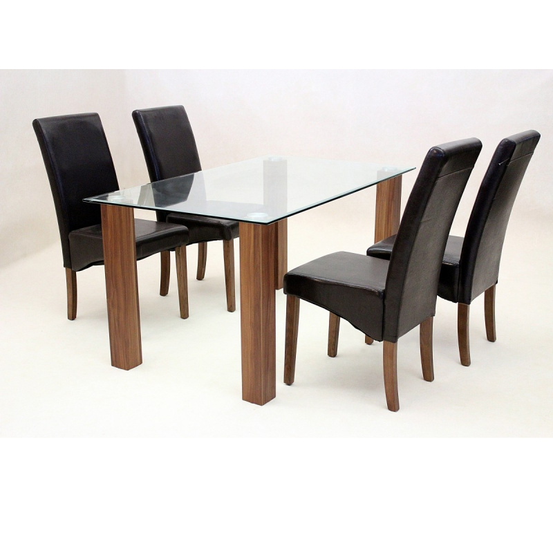 transparent dining chairs ruffle dining chair. Black Bedroom Furniture Sets. Home Design Ideas