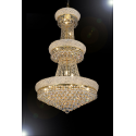 Empire Crystal Chandelier - 3 Tier
