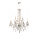 Twelve Light Princess Pendant Chandelier