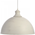 Large Cream Pendant Ceiling Lamp