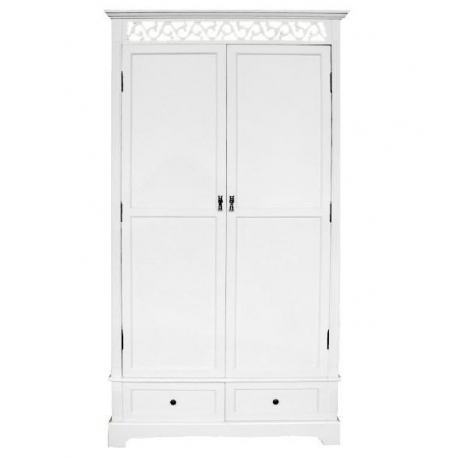 White Armoire U2039 U203a White Armoire With Drawers I61