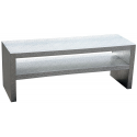 Chaandhi Kar Silver Embossed Table Unit