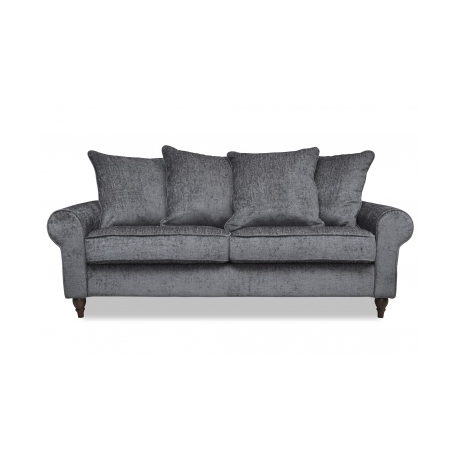 James 2 Seater Charcoal