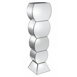 Luxury Italian Mirror Vase