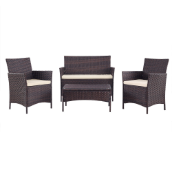 Port Royal Garden Classic Coffee Sofa and Table