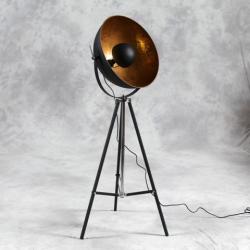 Large Tripod Spotlight Floor Lamp