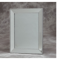 Rectangular Diamond Border Mirror