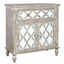 Hilton Beach 1 Drawer 2 Door Sideboard cabinet