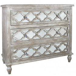 Hampton Beach 3 Drawer Cabinet