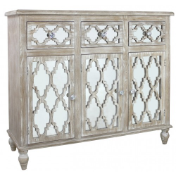hampton-beach-3-drawer-3-door sideboard console table