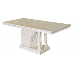 Macan Stone Bellagio Dining Table