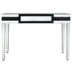 Black Mirror Manhattan Console /Dressing Table