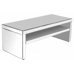 Full Mirrored Entertainment Unit / Coffee Table