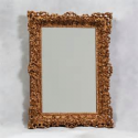 Antique Gold Ornate Framed Mirror