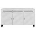 Millanno Mirror 3 Drawer 3 Door Sideboard
