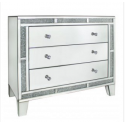 Millanno Mirror Chest Of Drawers