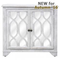 Verona Washed Ash 2 Door Cabinet