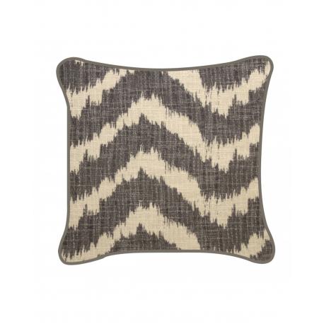 Grey Wave Cushion