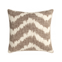Beige Wave Cushion