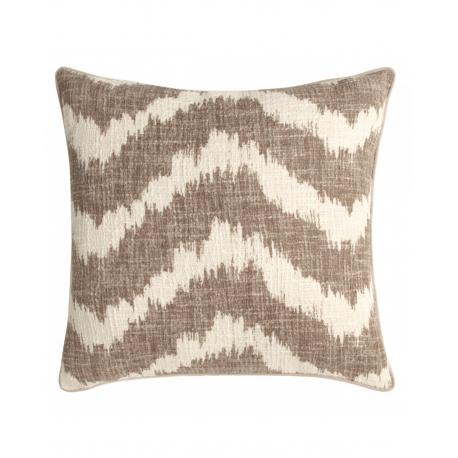 Beige Wave Cushion