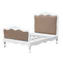 White Paris Bed