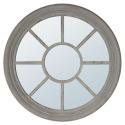 Architectural Soft Grey Mirror