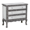Mirror Chaandhi Kar Chest Of Drawers