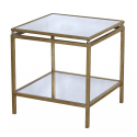 Gin Shu Parisienne Metal Occasional table
