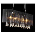 Belgravia Chandelier in Black