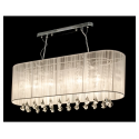 Belgravia Chandelier in White