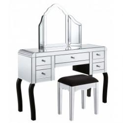 Mirror Dressing Table Set