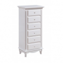 Valentino 5 Drawer Tallboy Chest of Drawers