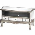 Argente Mirrored Television Cabinet