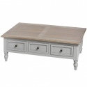 Churchill Collection Six Draw Coffee Table