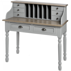Churchill Collection Two Draw Desk