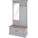 Churchill Collection Mirrored Hall Unit