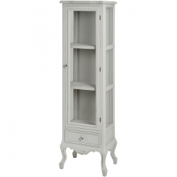Fleur tall glazed display unit