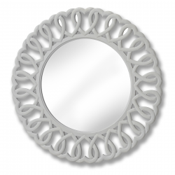 Fleur 'Entwined Hearts' Mirror