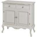 Fleur 2 Drawer Dresser with 2 Cupboards
