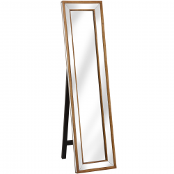 Venetian Mirrored Cheval Mirror