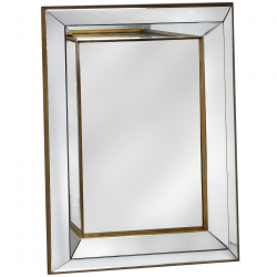 Venetian Mirrored Collection Wall Mirror