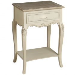 Country Hill French Style Bedside