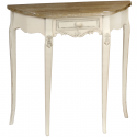 Country Hill Curved Console Table