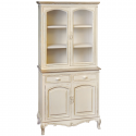 Country Hill Display Cupboard