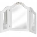 White Whisper Dressing Table Mirror